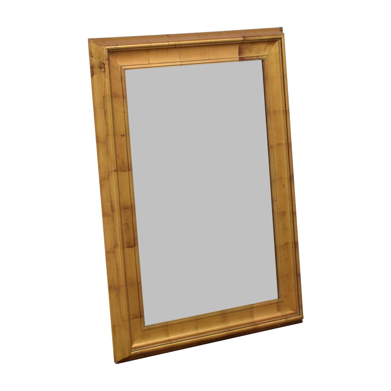 Gold Frames Mirror nyc