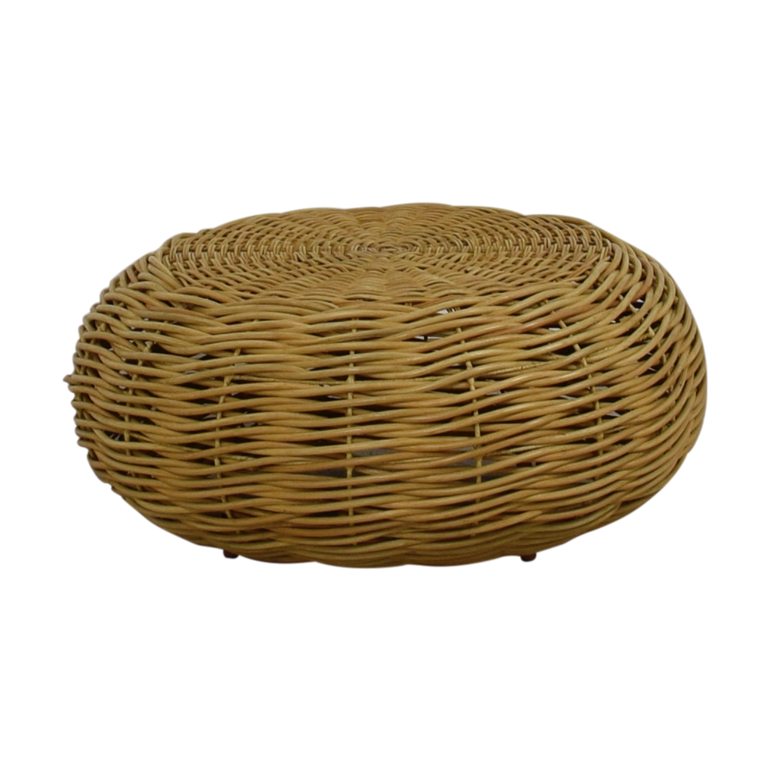 Wicker Coffee Table price
