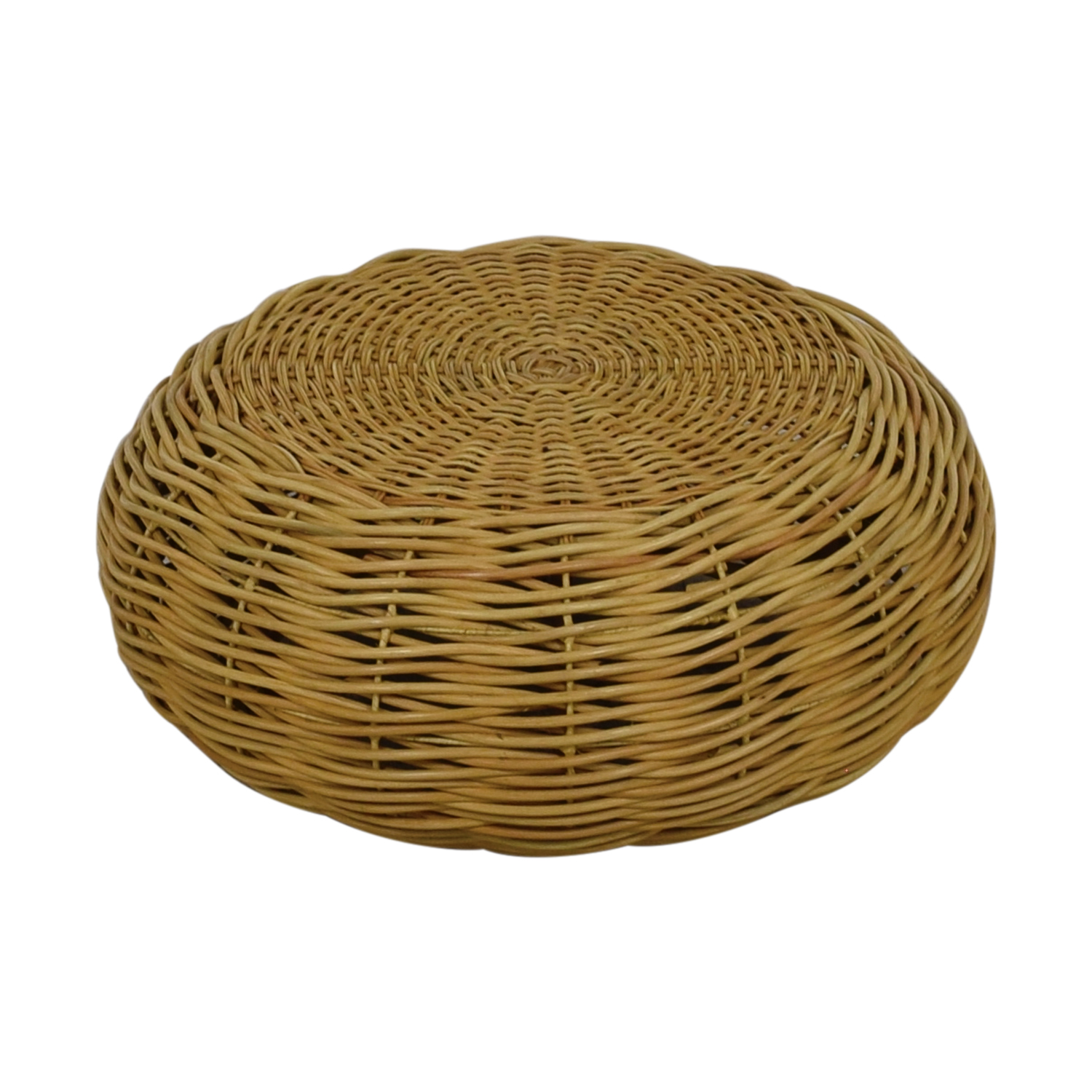 Wicker Coffee Table on sale