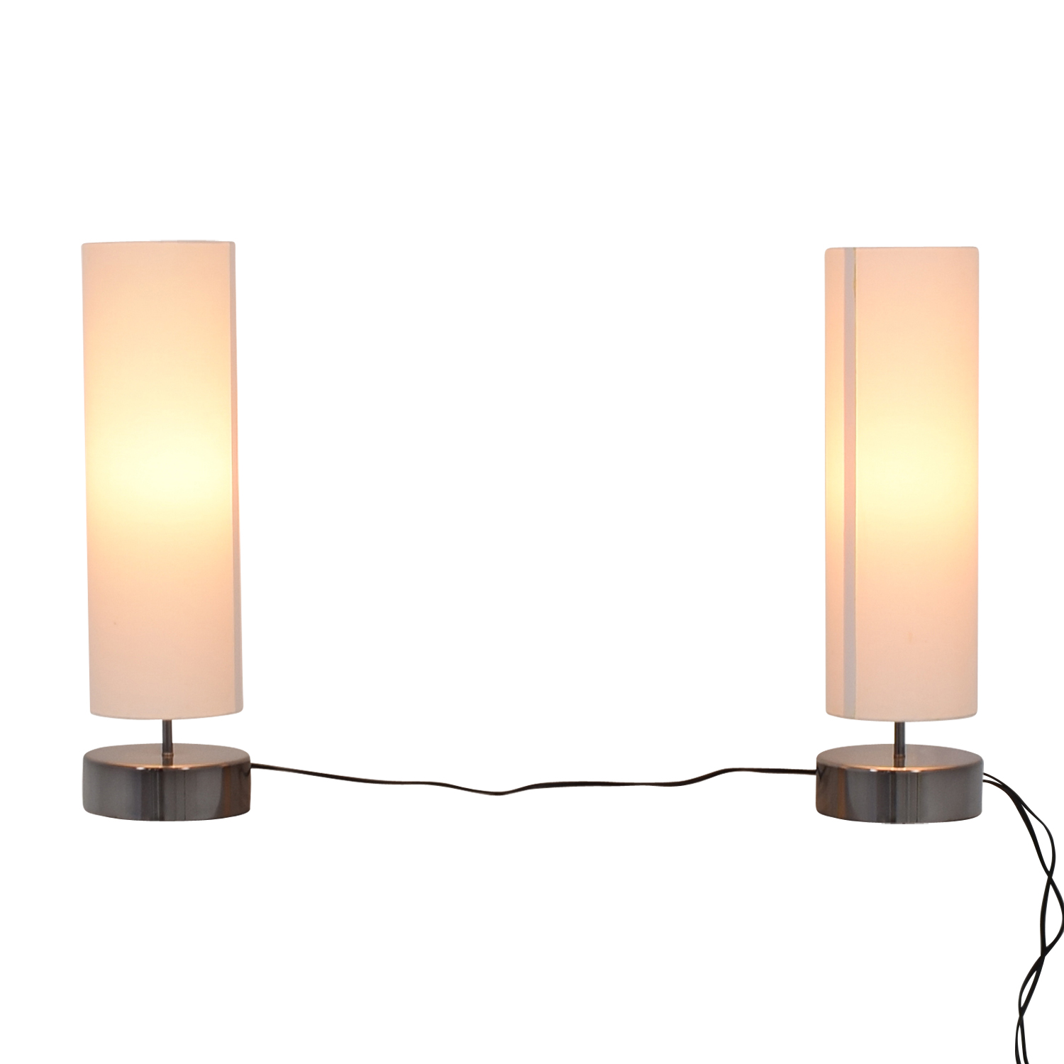 CB2 CB2 Paramount Table Lamps discount