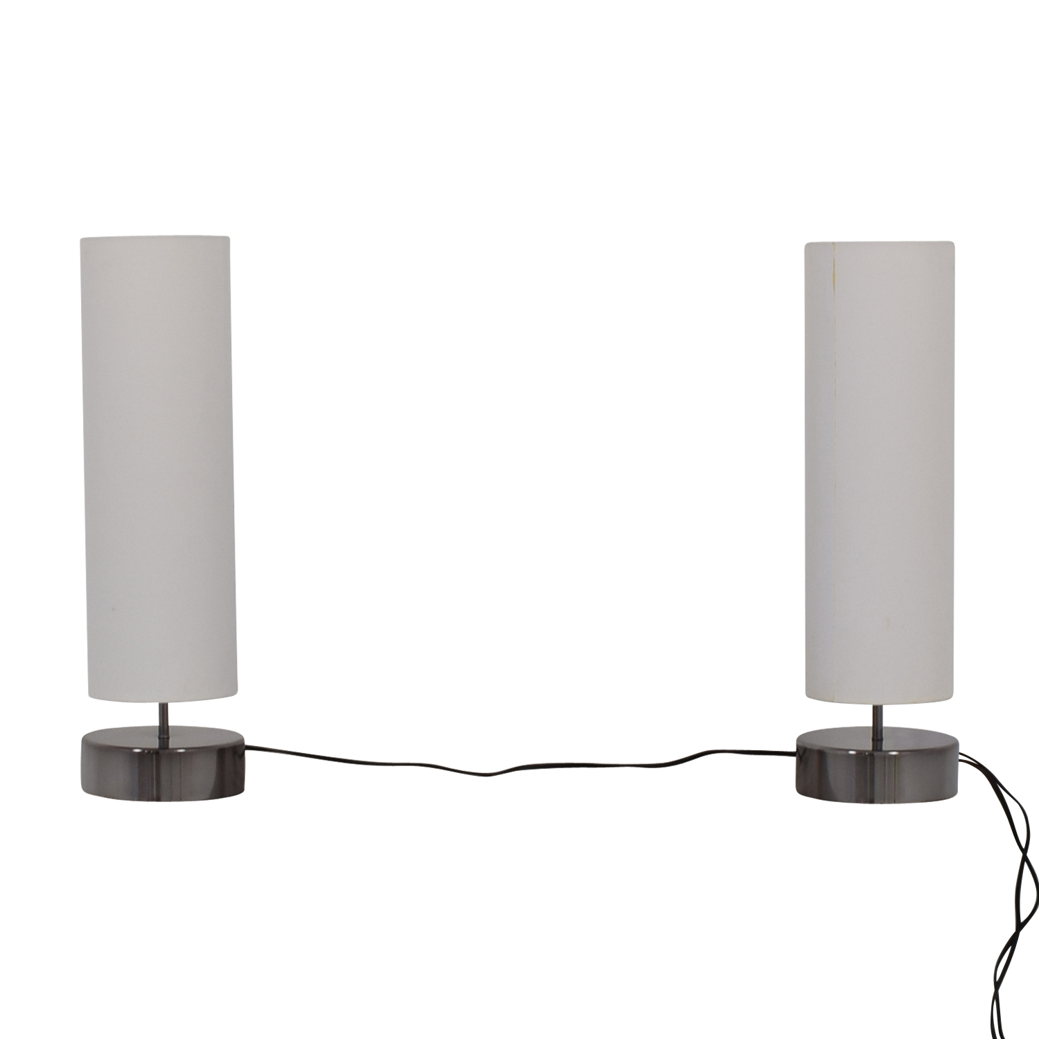 CB2 CB2 Paramount Table Lamps nyc