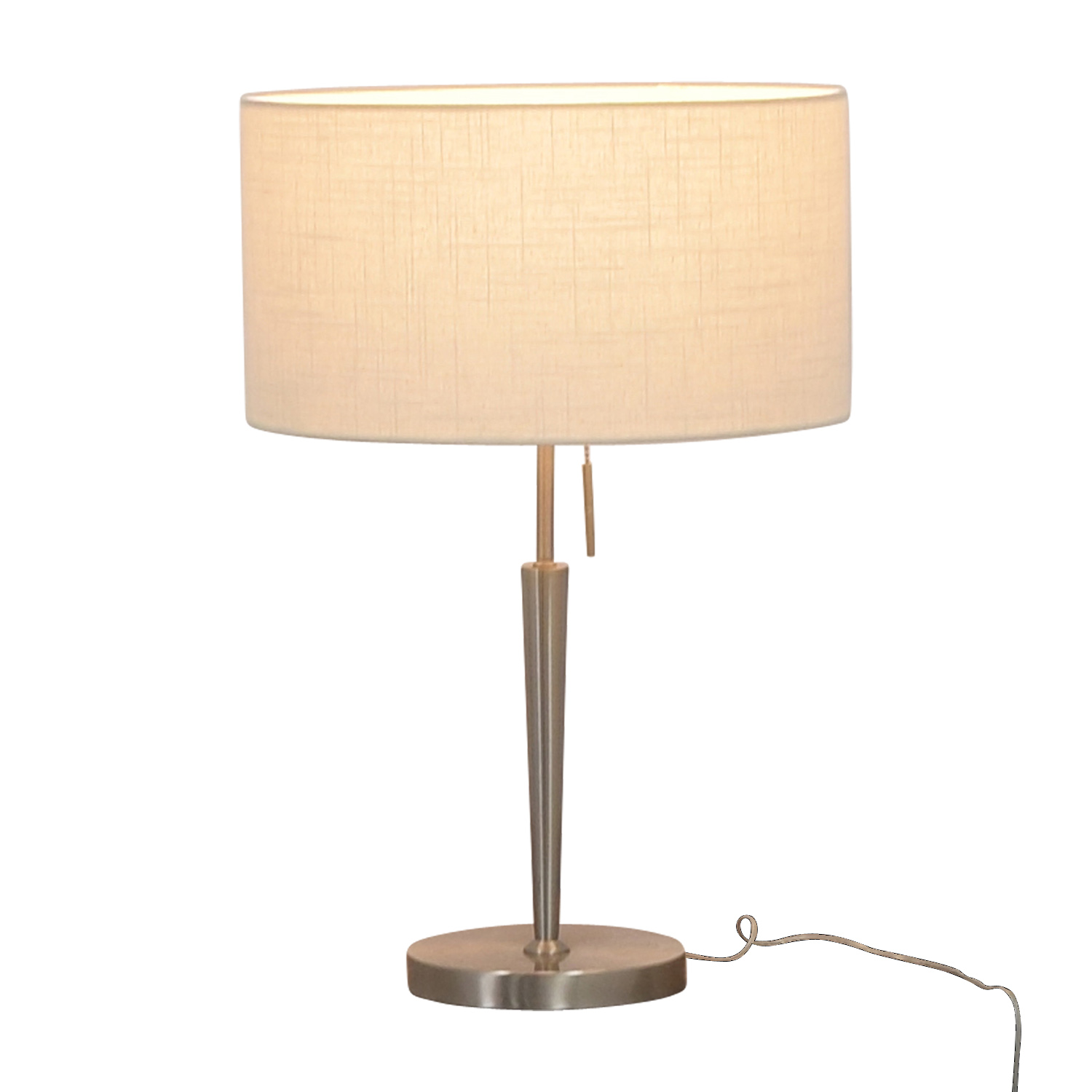 Ordinaire ... Buy Arcadia Collection Arcadia Collection Chrome Table Lamp Online ...