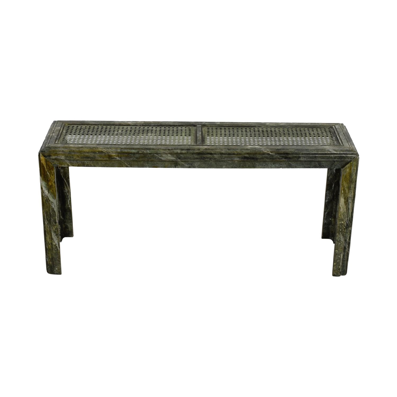 buy Handpainted Artisan Sofa Table