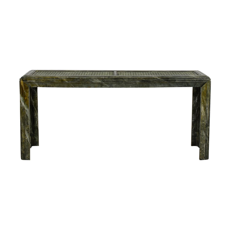 shop Handpainted Artisan Sofa Table  Tables