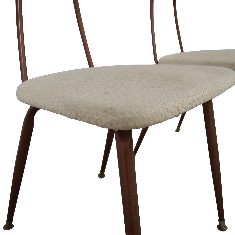shop Retro Copper Chairs