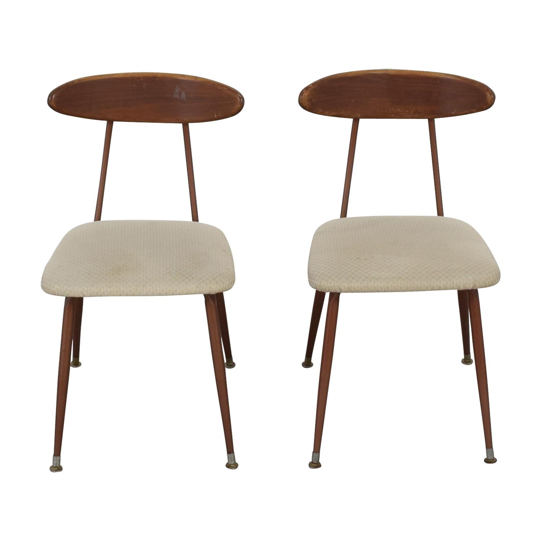 Retro Copper Chairs nj