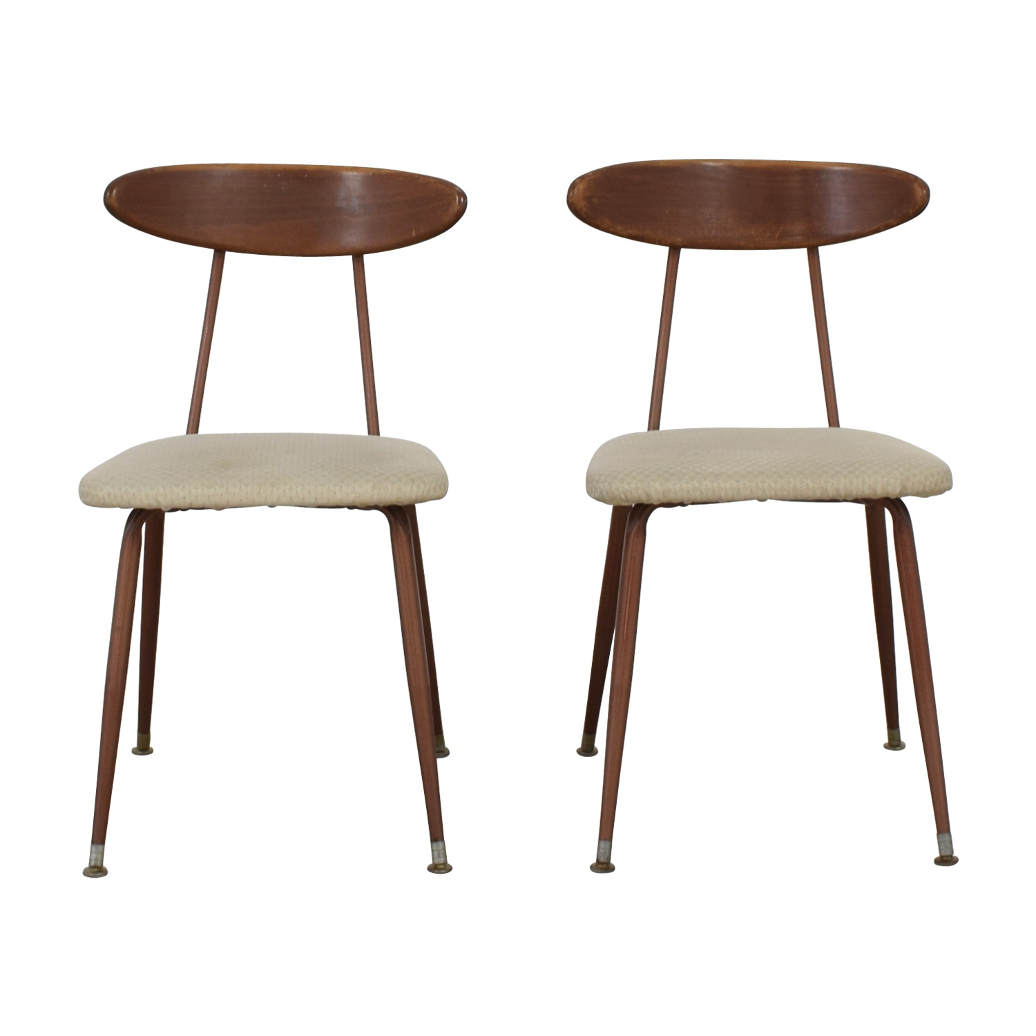 shop Retro Copper Chairs  Chairs