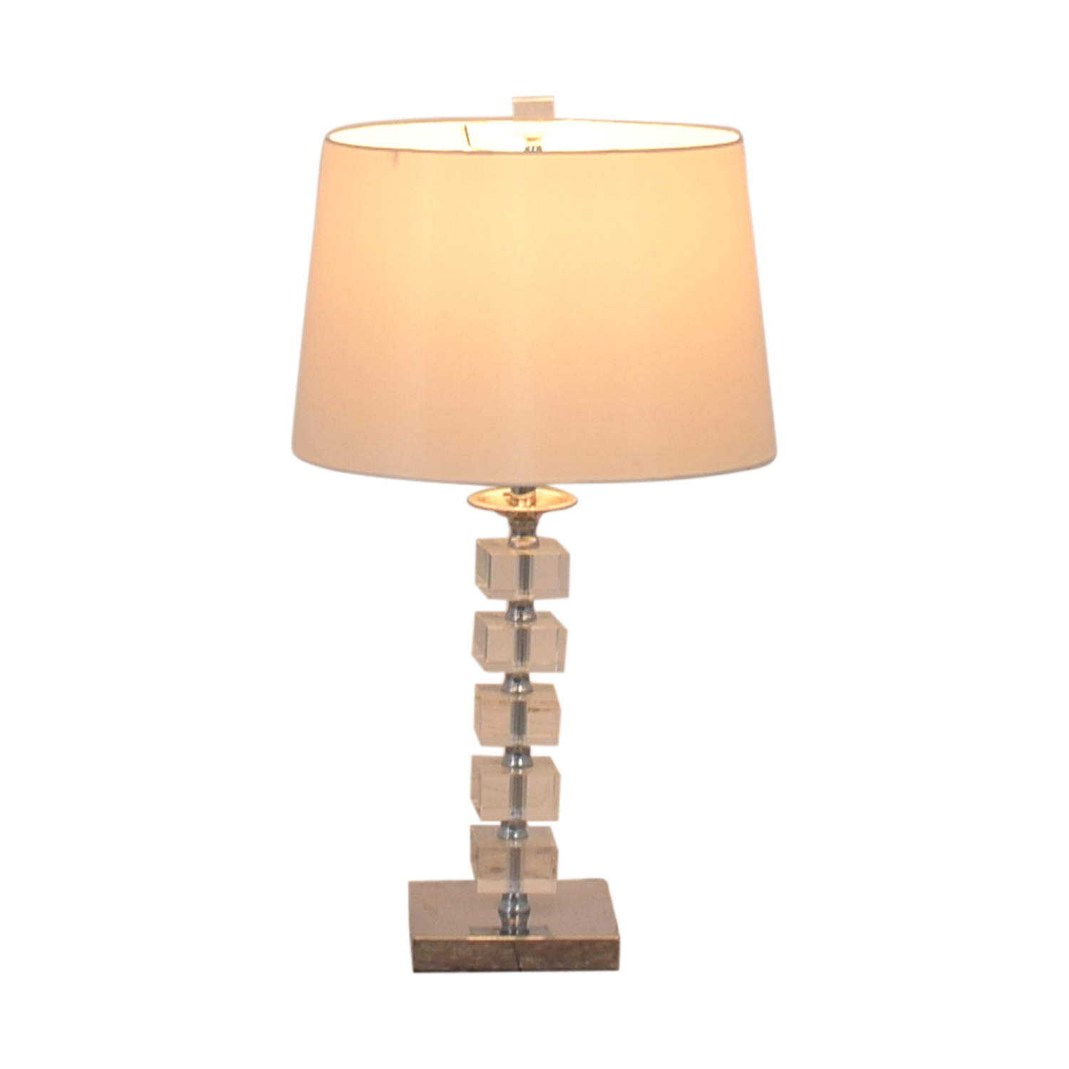 Vienna Vienna Full Spectrum Square Globe Table Lamp on sale