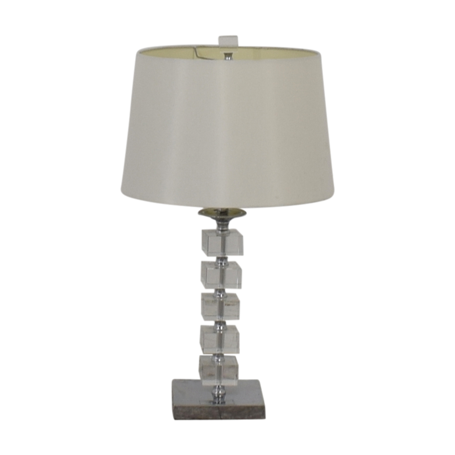 Vienna Full Spectrum Square Globe Table Lamp sale