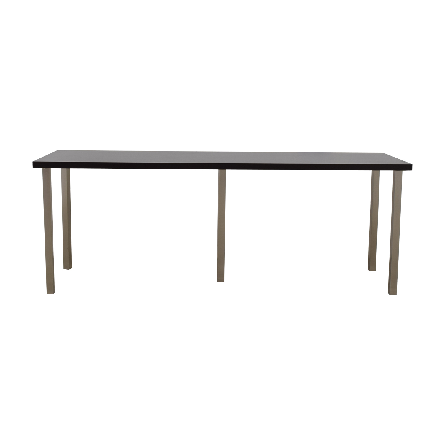 IKEA IKEA Linnmon Black Table on sale