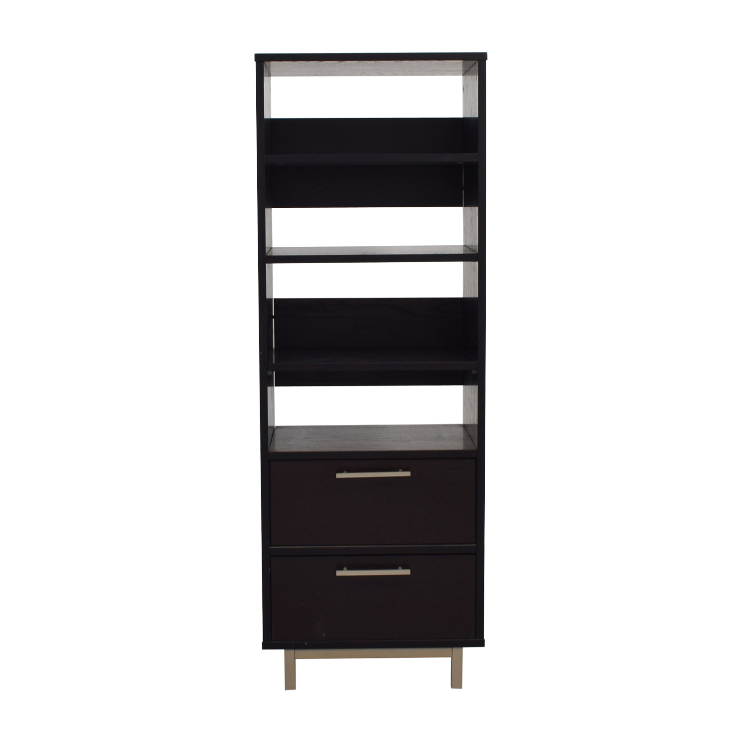 Crate & Barrel Crate & Barrel Wood Bookcase