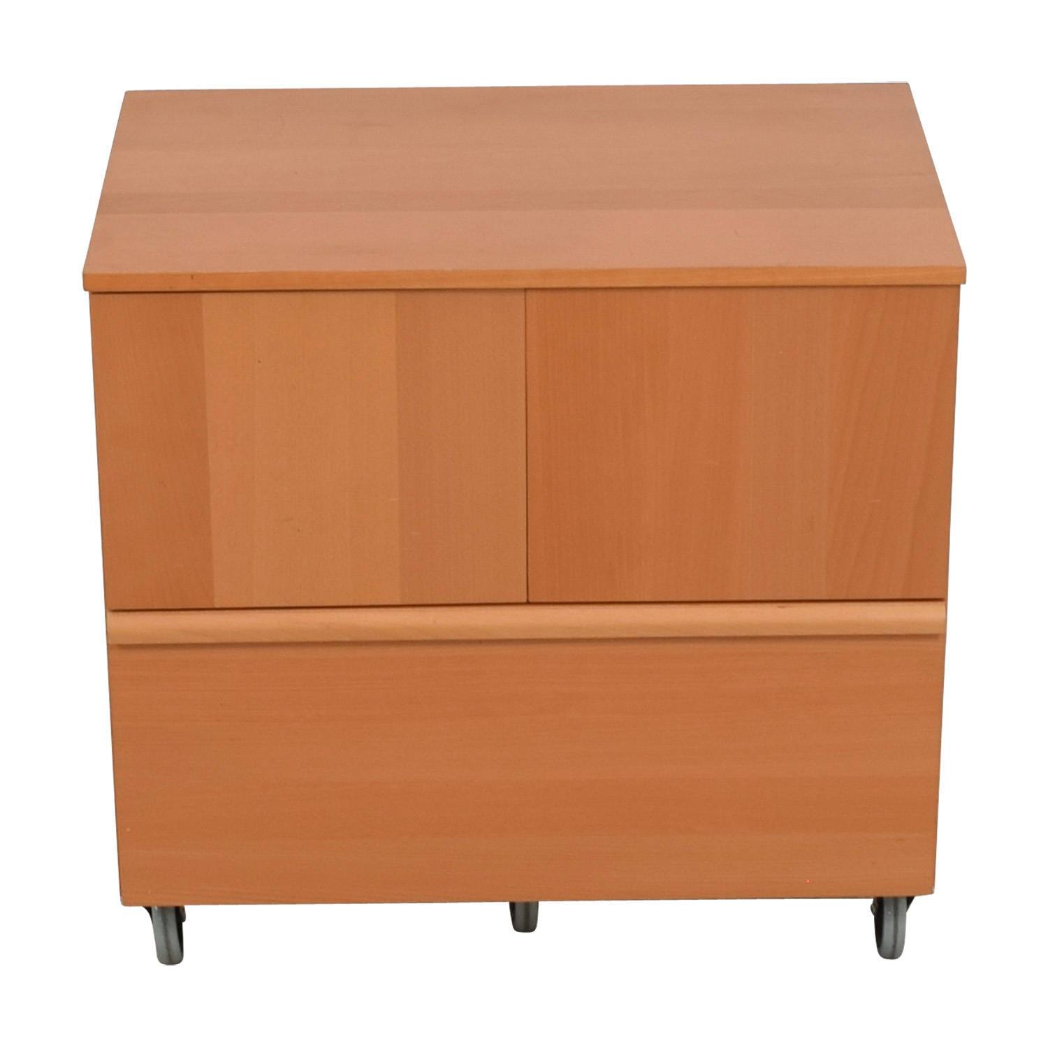 90 Off Ikea File Cabinet With Storage