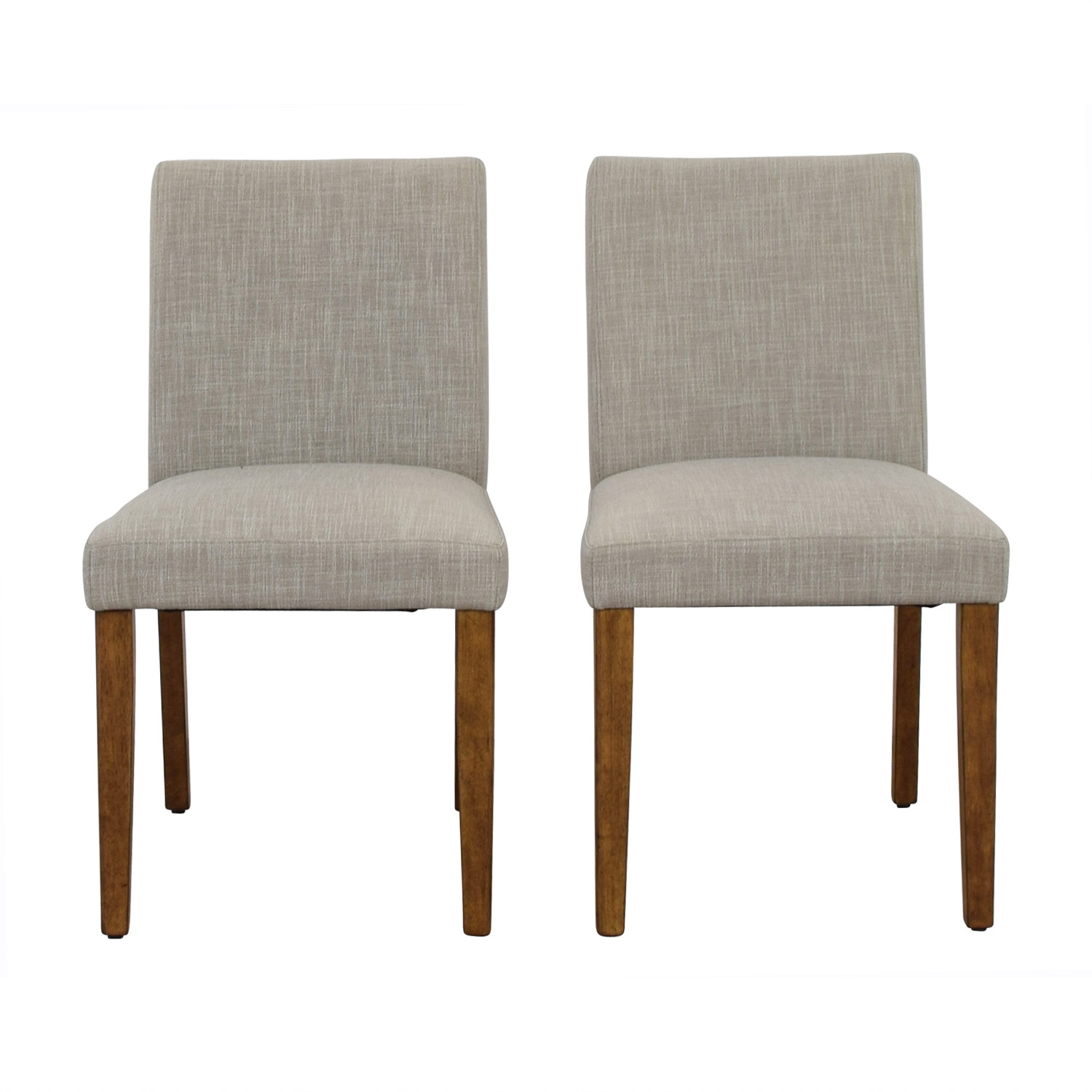 buy West Elm Being Upholstered Dining Chairs West Elm