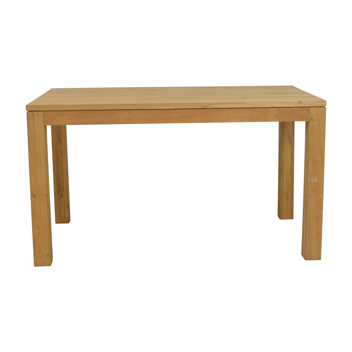 ABC Carpet & Home ABC Carpet & Home White Oak Dining Table dimensions