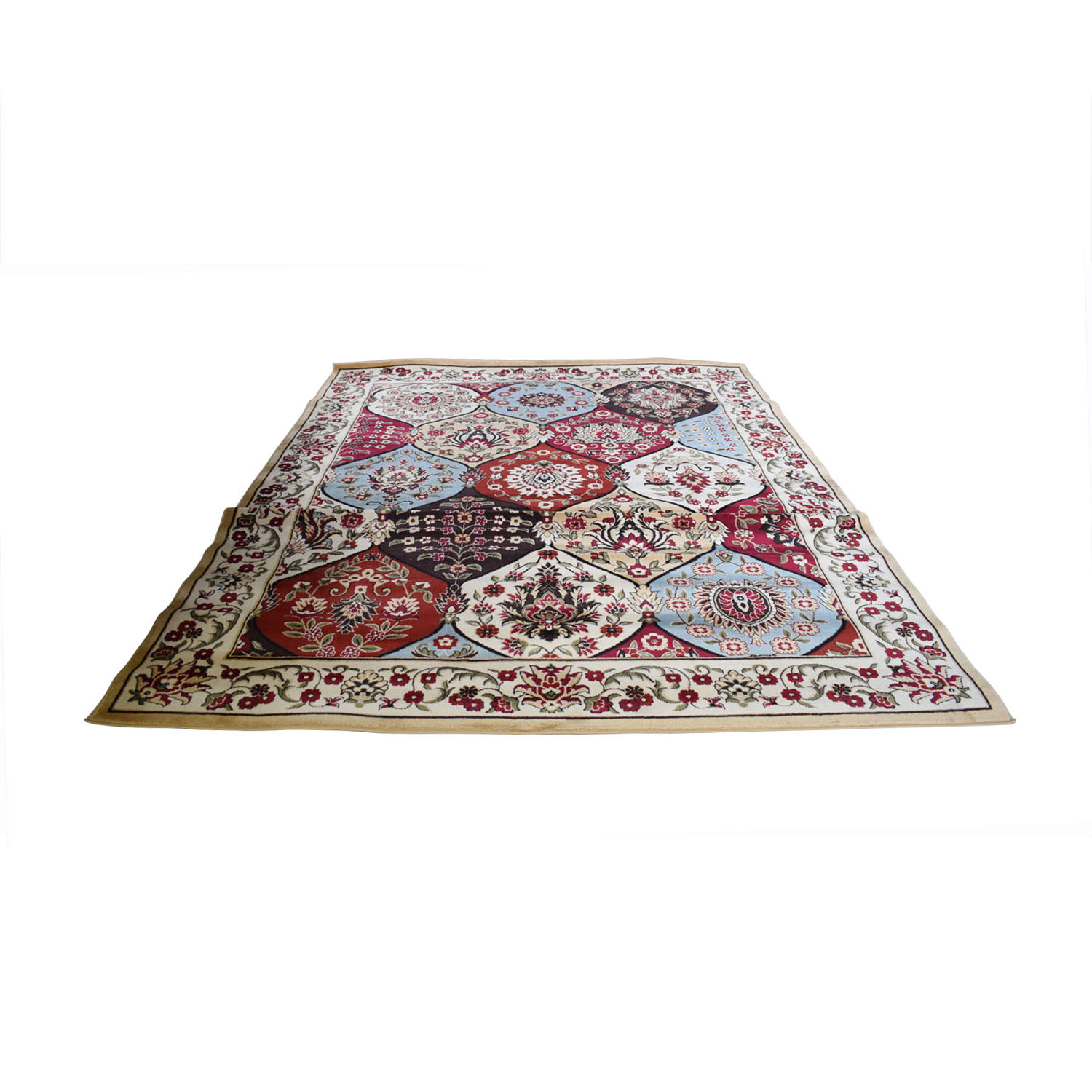 Well Woven Well Woven Barclay Wentworth Ivory Panel Rug price
