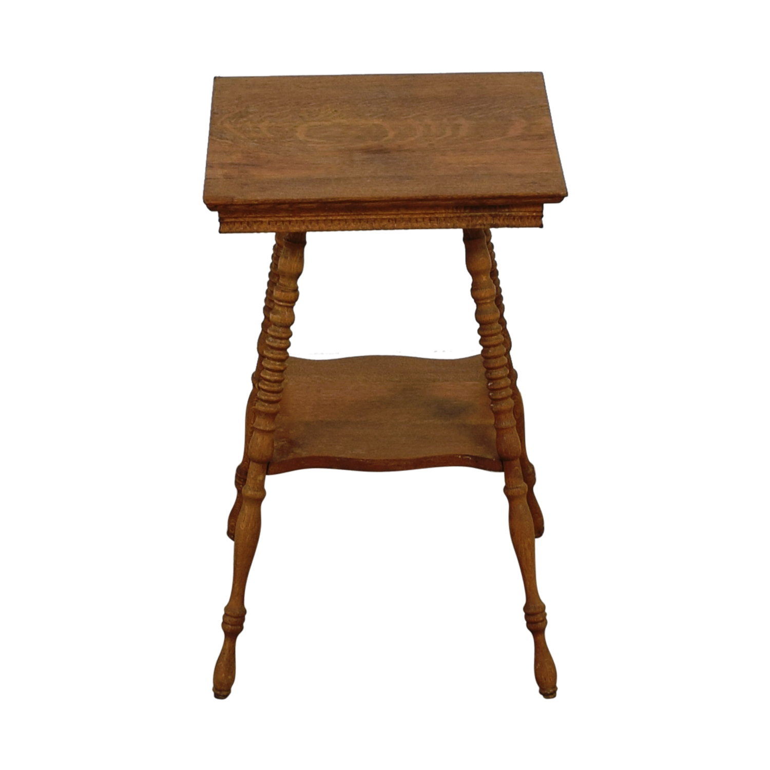 Victorian Wood Side Table End Tables