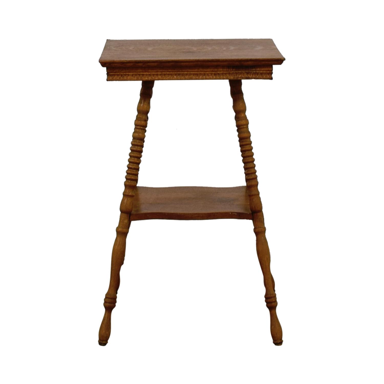shop  Victorian Wood Side Table online