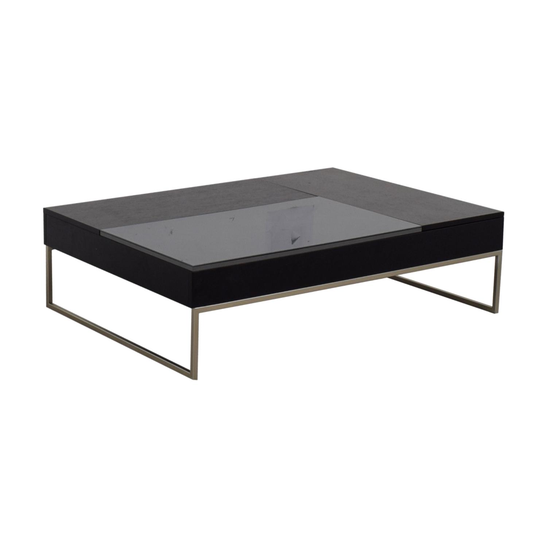 BoConcept BoConcept Chiva Black Coffee Table