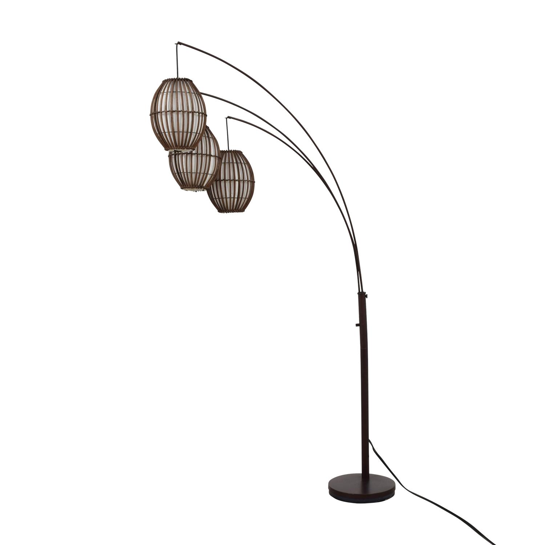 buy Adesso Lantern Floor Lamp Adesso