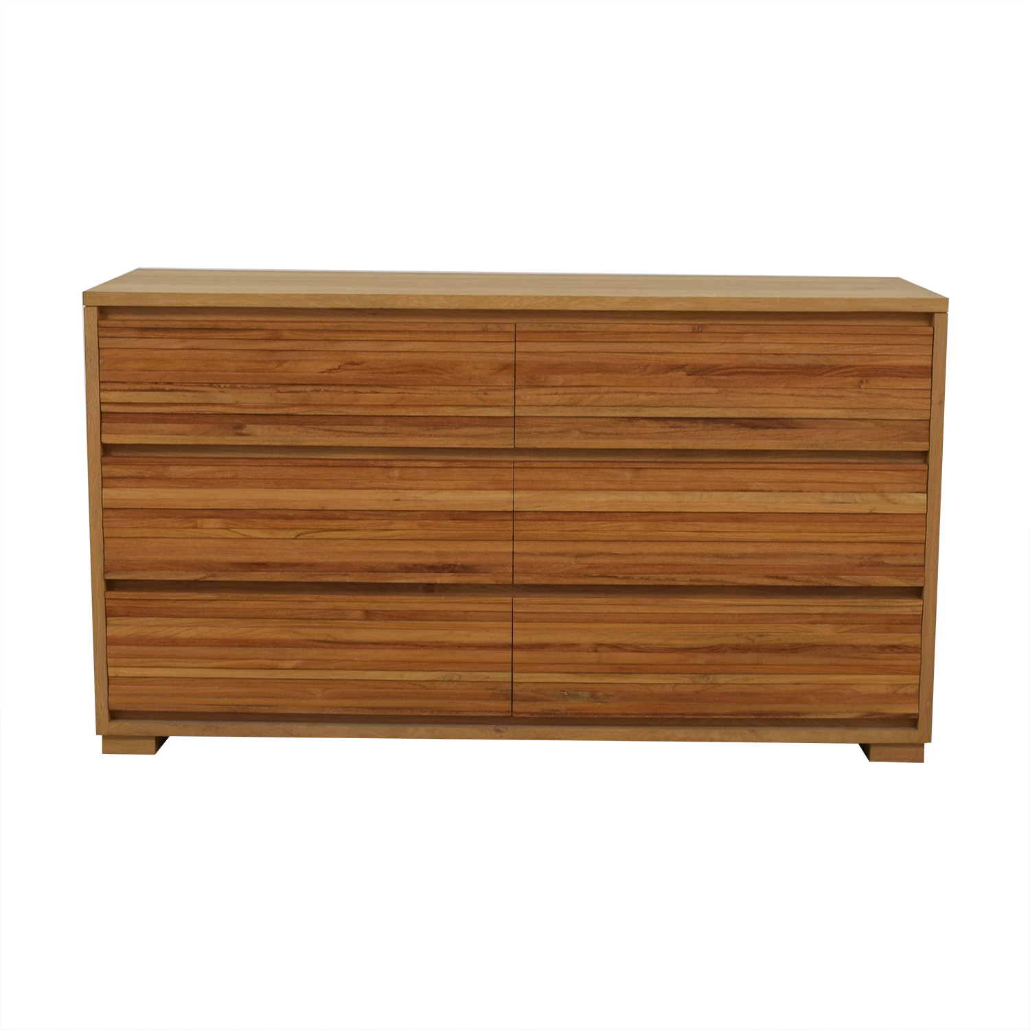 shop Crate & Barrel Crate & Barrel Sierra Six-Drawer Dresser online