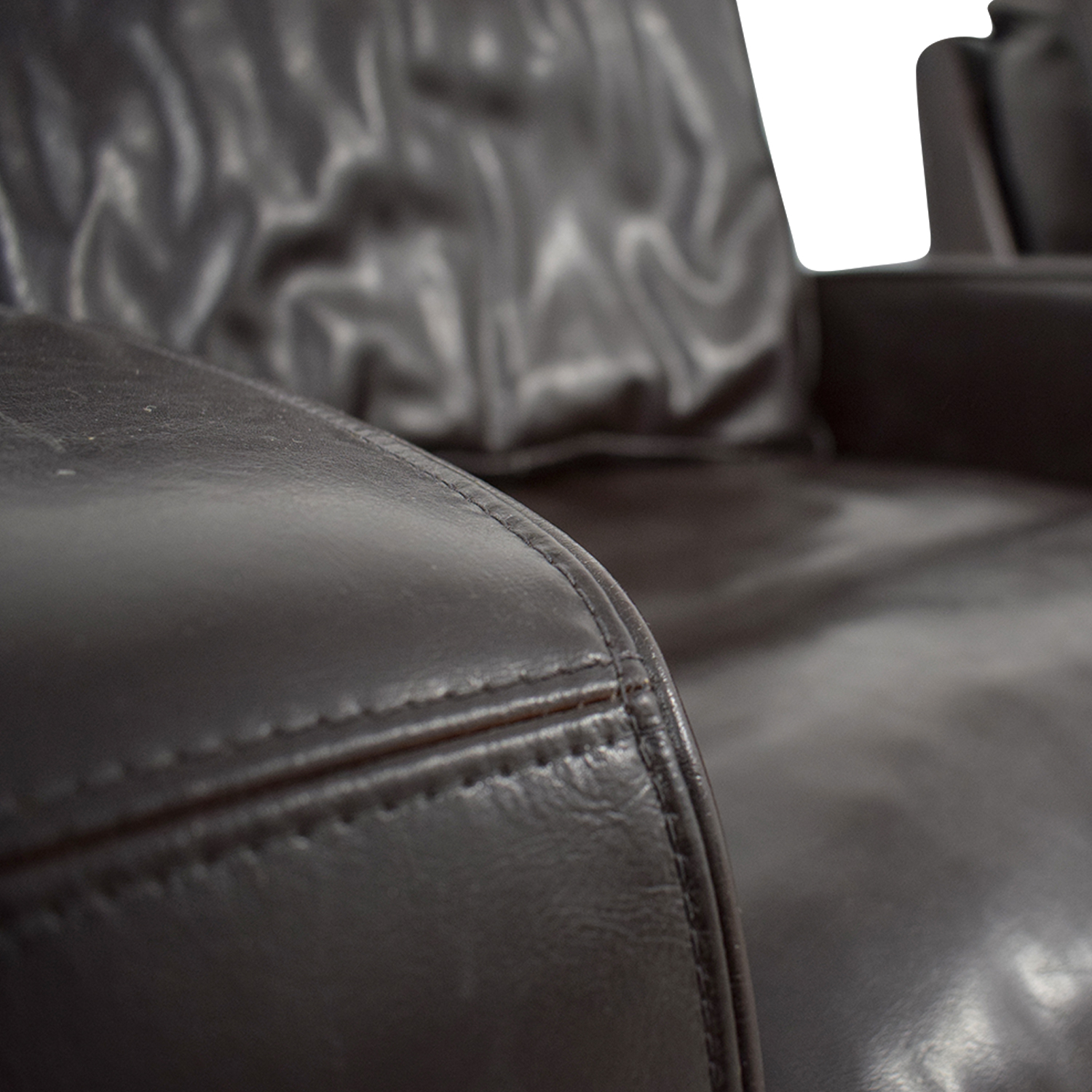 ... Overstock Overstock Brown Leather Accent Chairs Dimensions ...