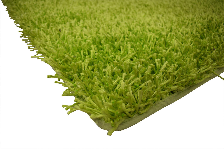 Modani Modani Lime Green Shag Rug green