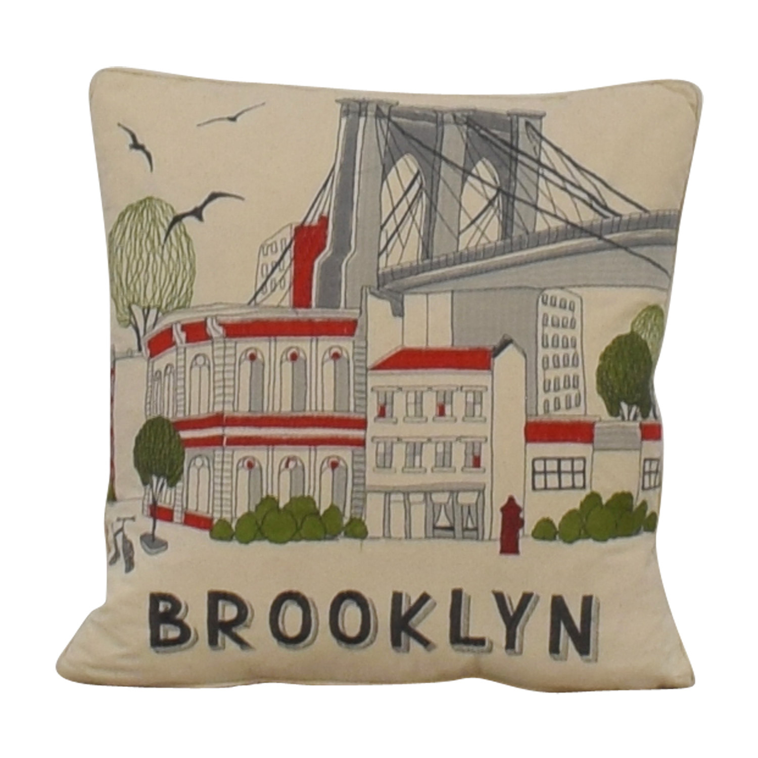 EnVogue EnVogue Brooklyn Duck Feather Pillow on sale
