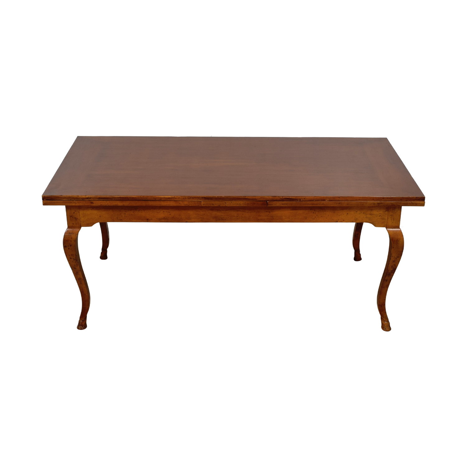 Bloomingdale's Bloomingdale's Wood Dining Table dimensions