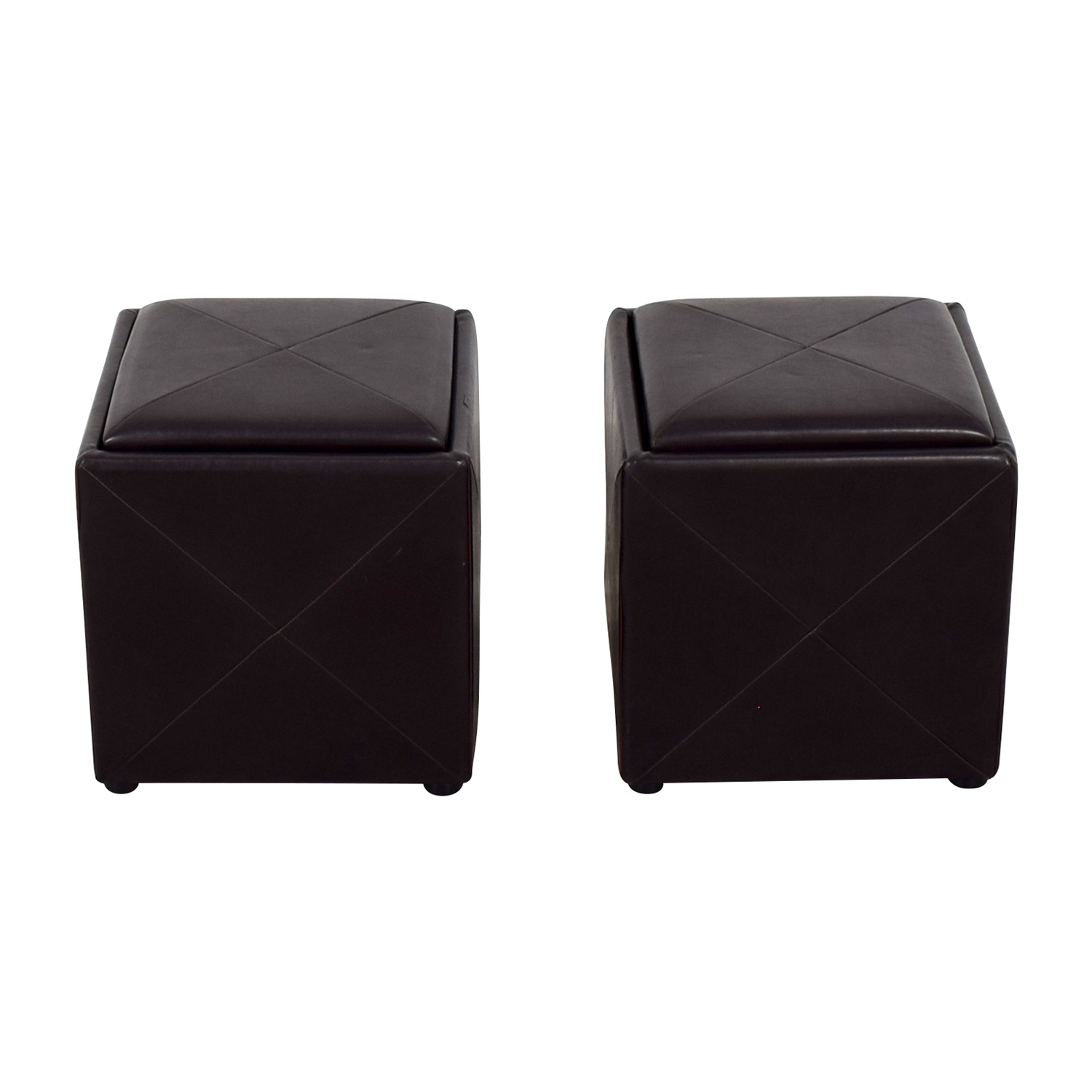 buy  Reversible Storage Ottomans online