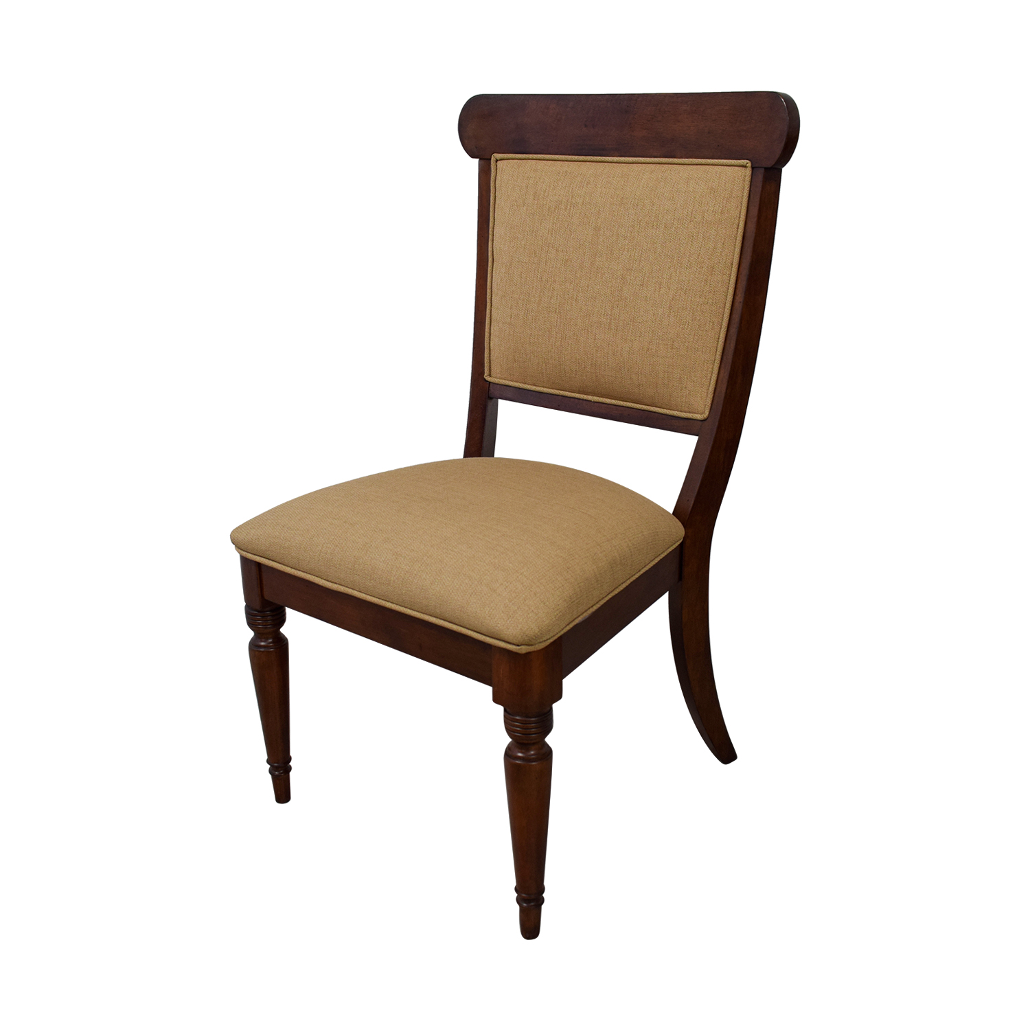 buy Macy's Macy's Wood Extendable Dining Set with Upholstered Chairs online