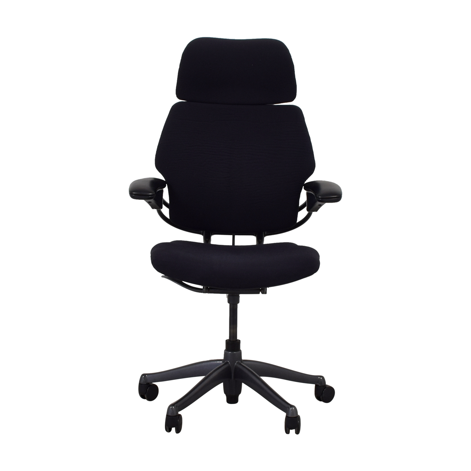 Humanscale Freedom Chair with Headrest / Home Office Chairs