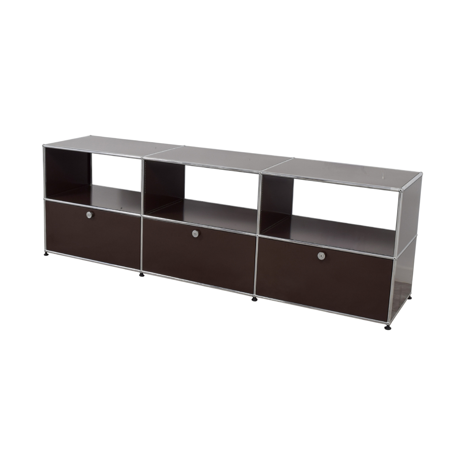 USM USM TV Console with Three-Drawers discount