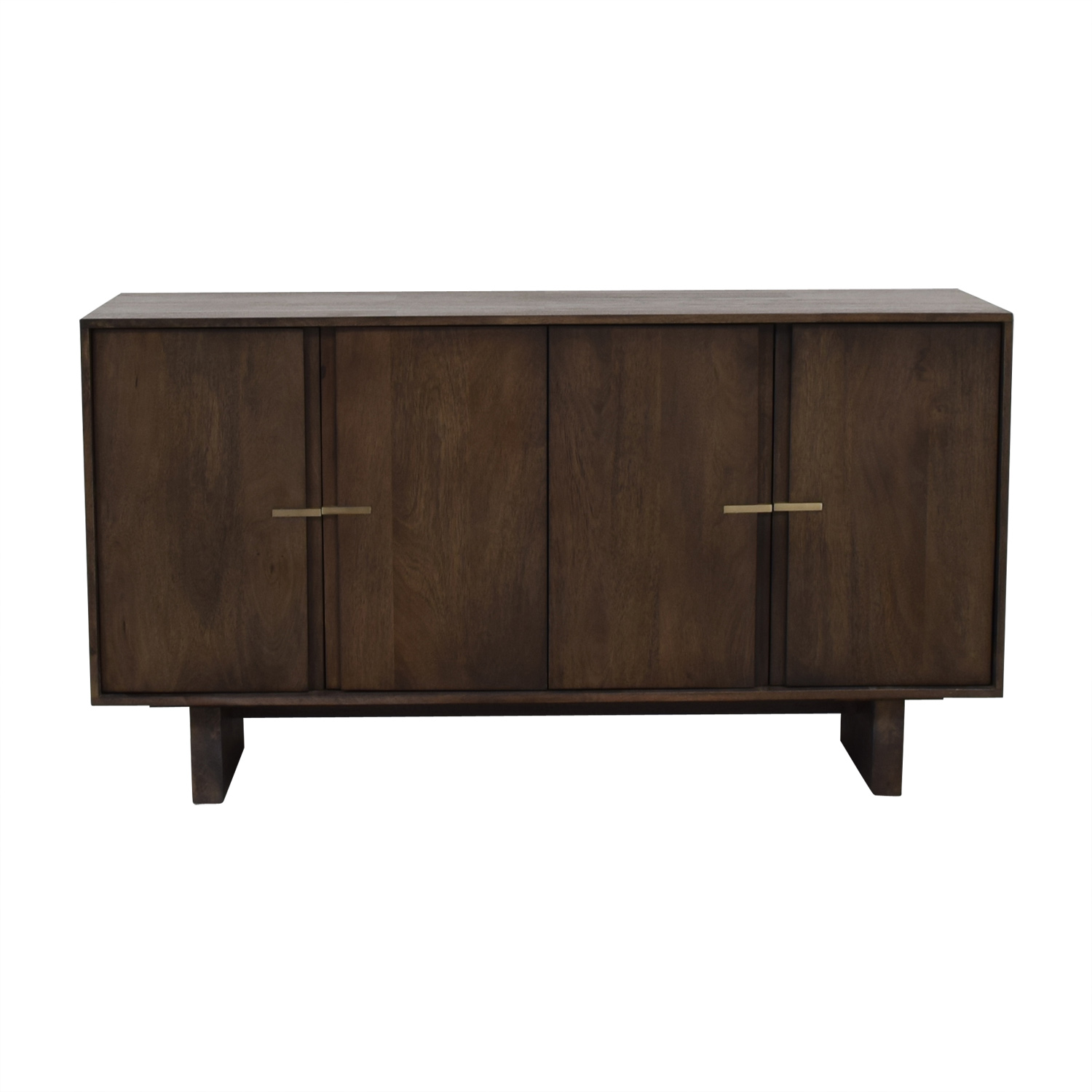 shop Wesl Elm Hayden Buffet West Elm