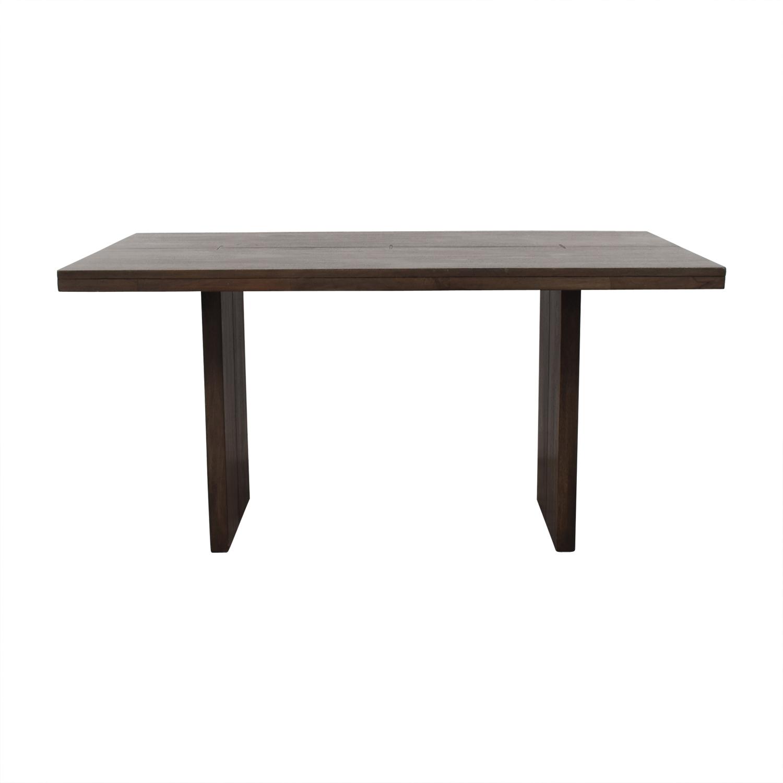 Phenomenal 66 Off West Elm West Elm Hayden Dining Table Tables Ibusinesslaw Wood Chair Design Ideas Ibusinesslaworg