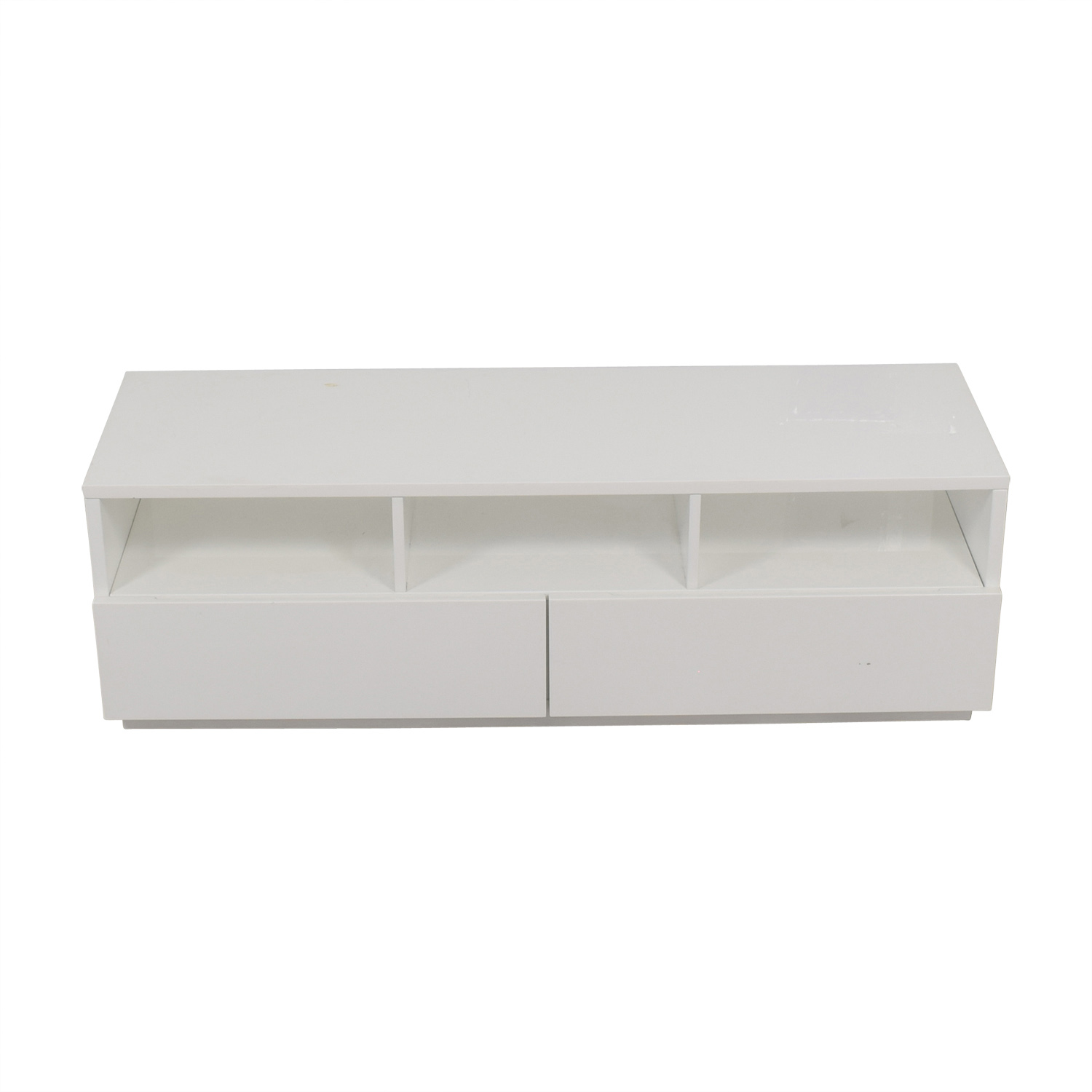 West Elm West Elm Chill White Media Unit nyc