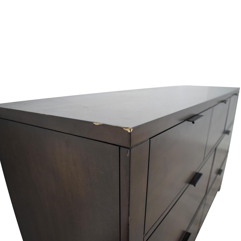Macy's Tribeca Brown Dresser / Storage