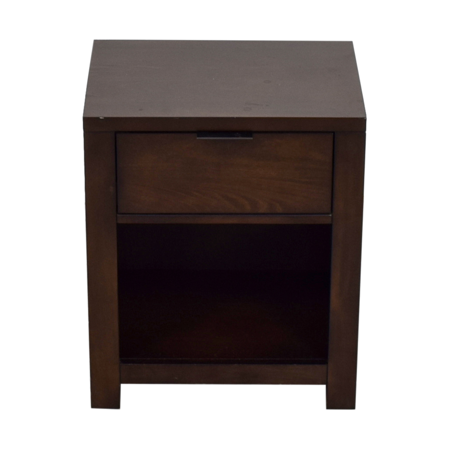 Macy's Macy's Tribeca Single Drawer Nightstand for sale
