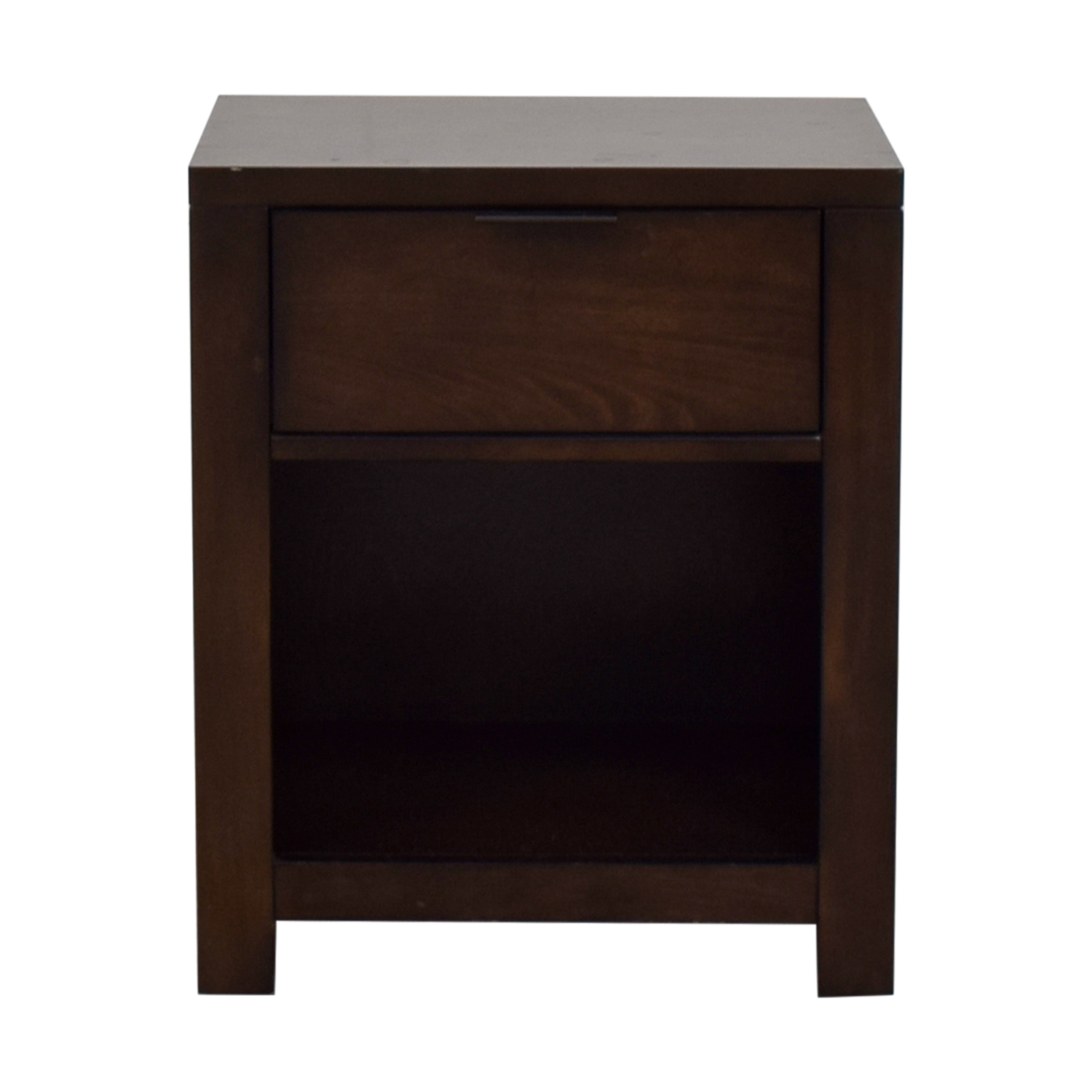 Macy's Macy's Tribeca Single Drawer Nightstand Tables