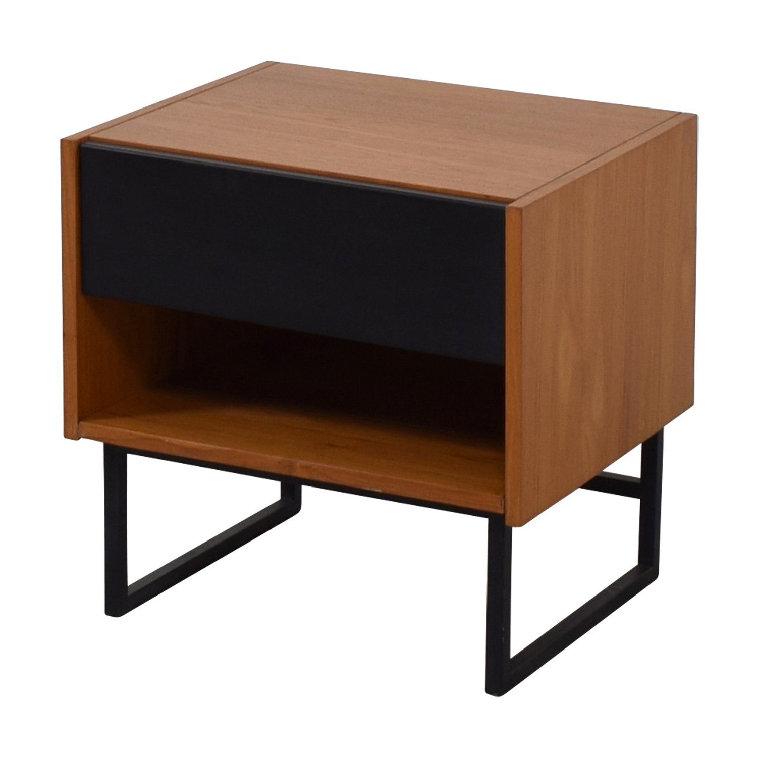 Crate And Barrel Tables: Crate & Barrel Crate & Barrel Single Drawer Side