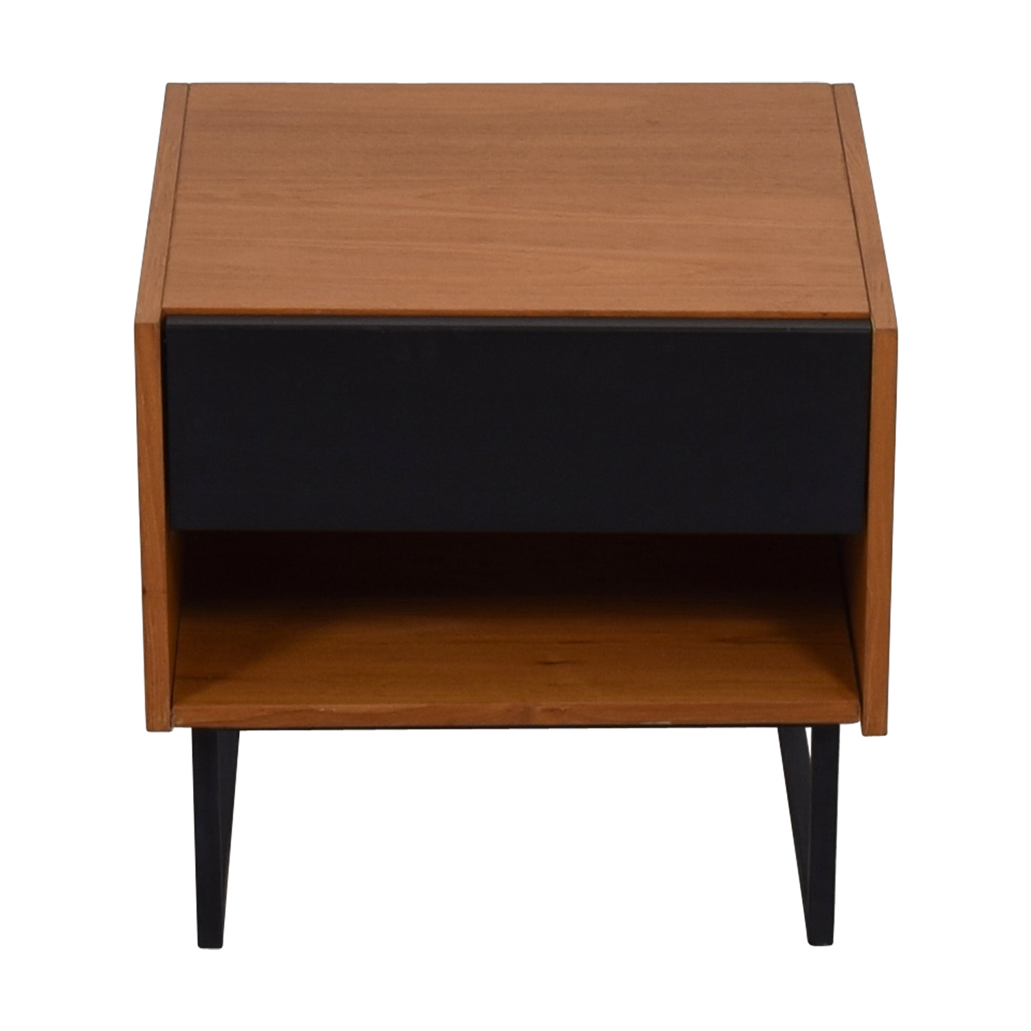 Crate & Barrel Crate & Barrel Single Drawer Side Table dimensions