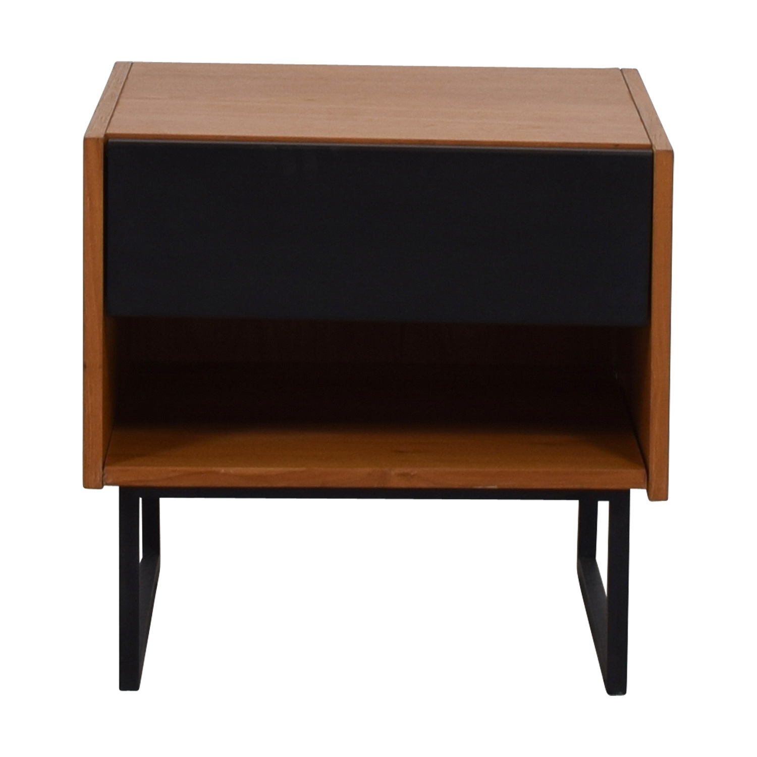 Crate & Barrel Crate & Barrel Single Drawer Side Table nyc