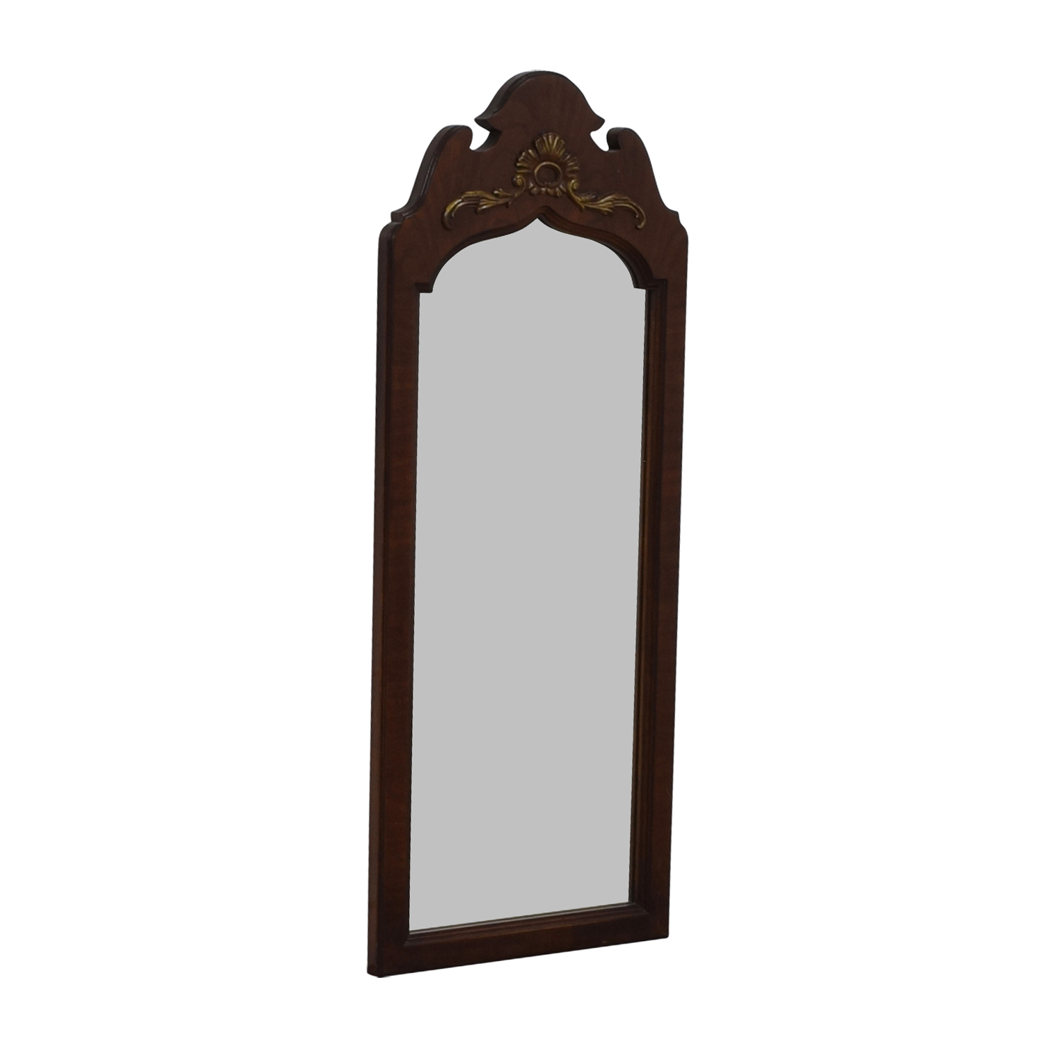 Thomasville Thomasville Cherry Wood Framed Mirror for sale