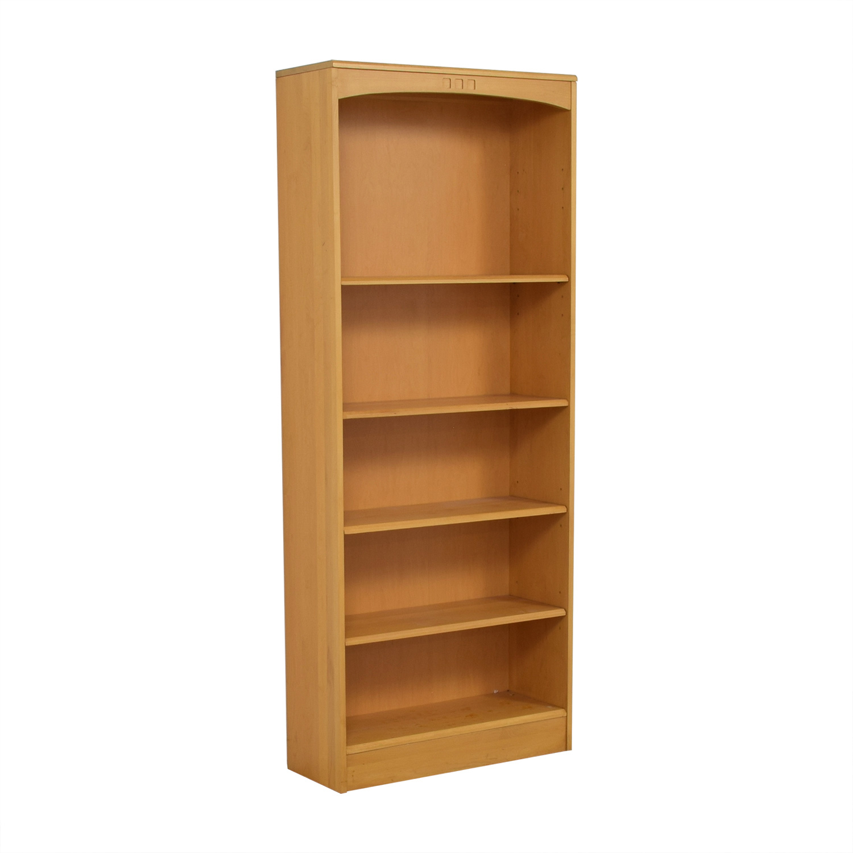Ethan Allen American Dimensions Bookshelf Bookcases Shelving