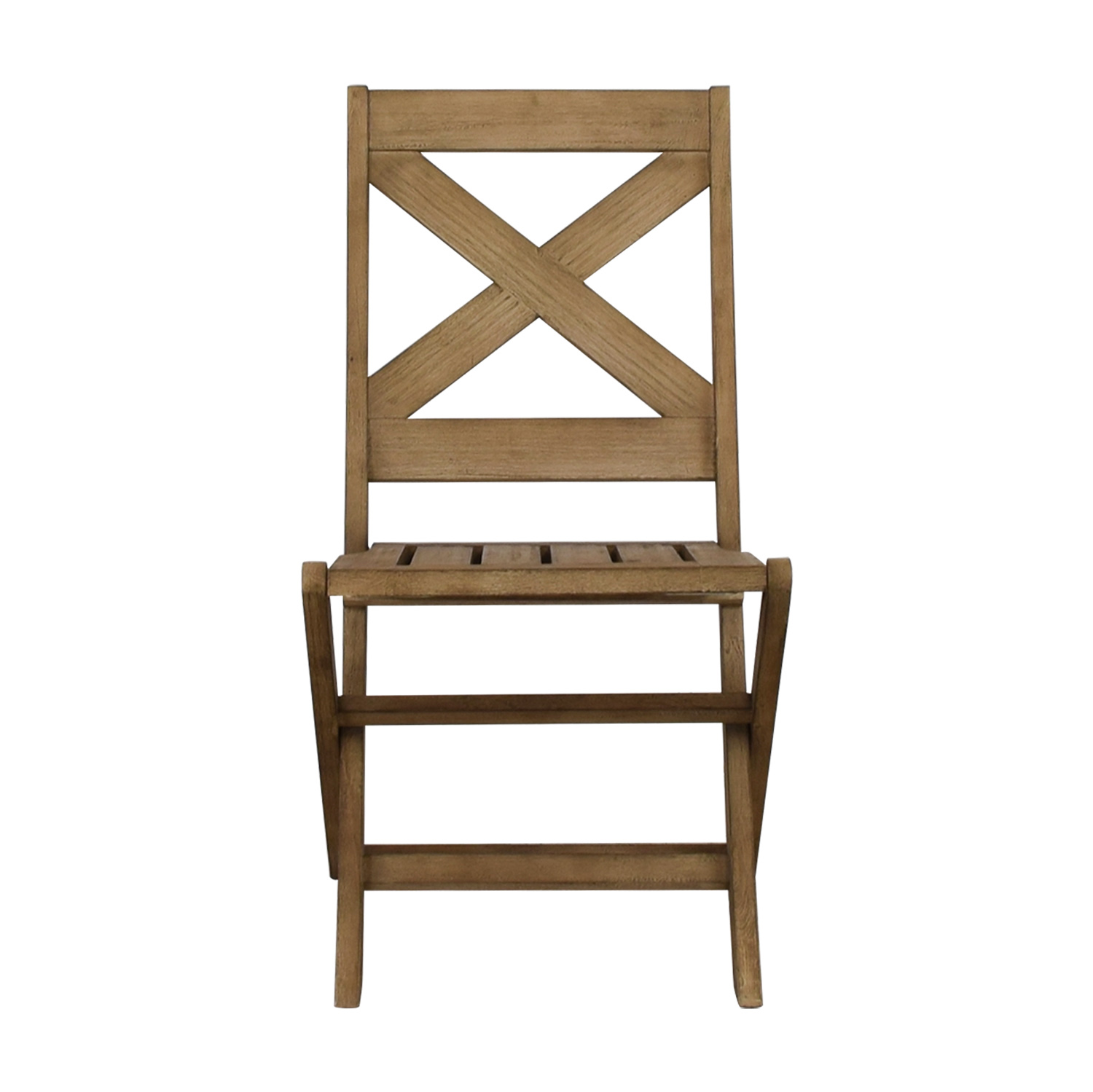West Elm West Elm Folding Chair nyc