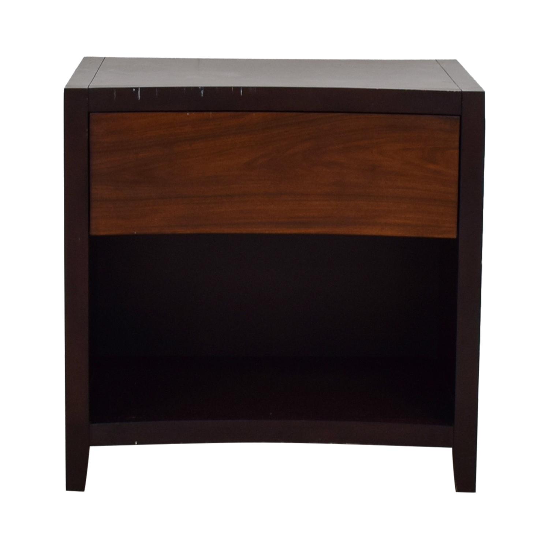 buy Raymour & Flanigan Wood Single Drawer Nightstand Raymour & Flanigan Tables