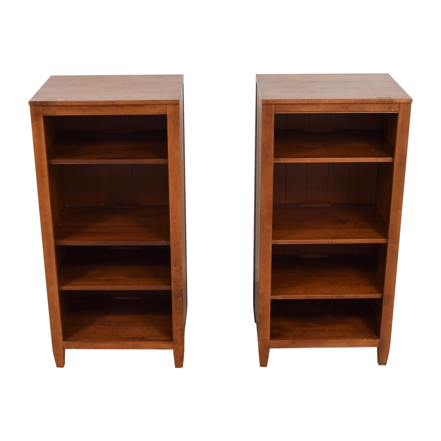 Ethan Allen Ethan Allen Country Colors Collection Wood Bookcases