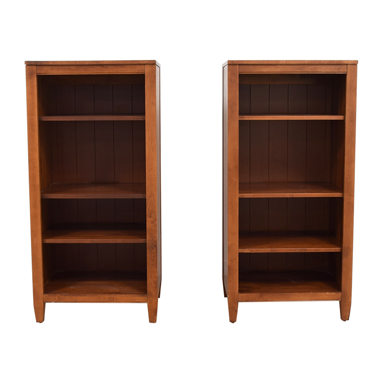 Ethan Allen Country Colors Collection Wood Bookcases / Bookcases & Shelving