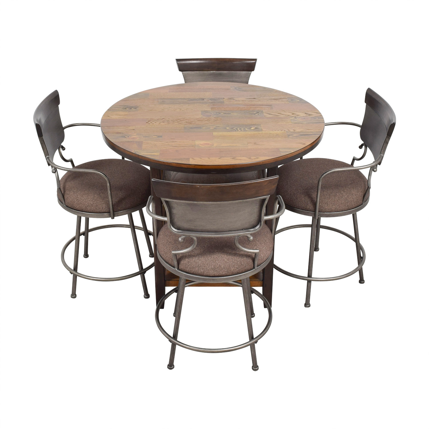 buy Ashley Furniture Counter Height Kitchen Dining Set Ashley Furniture