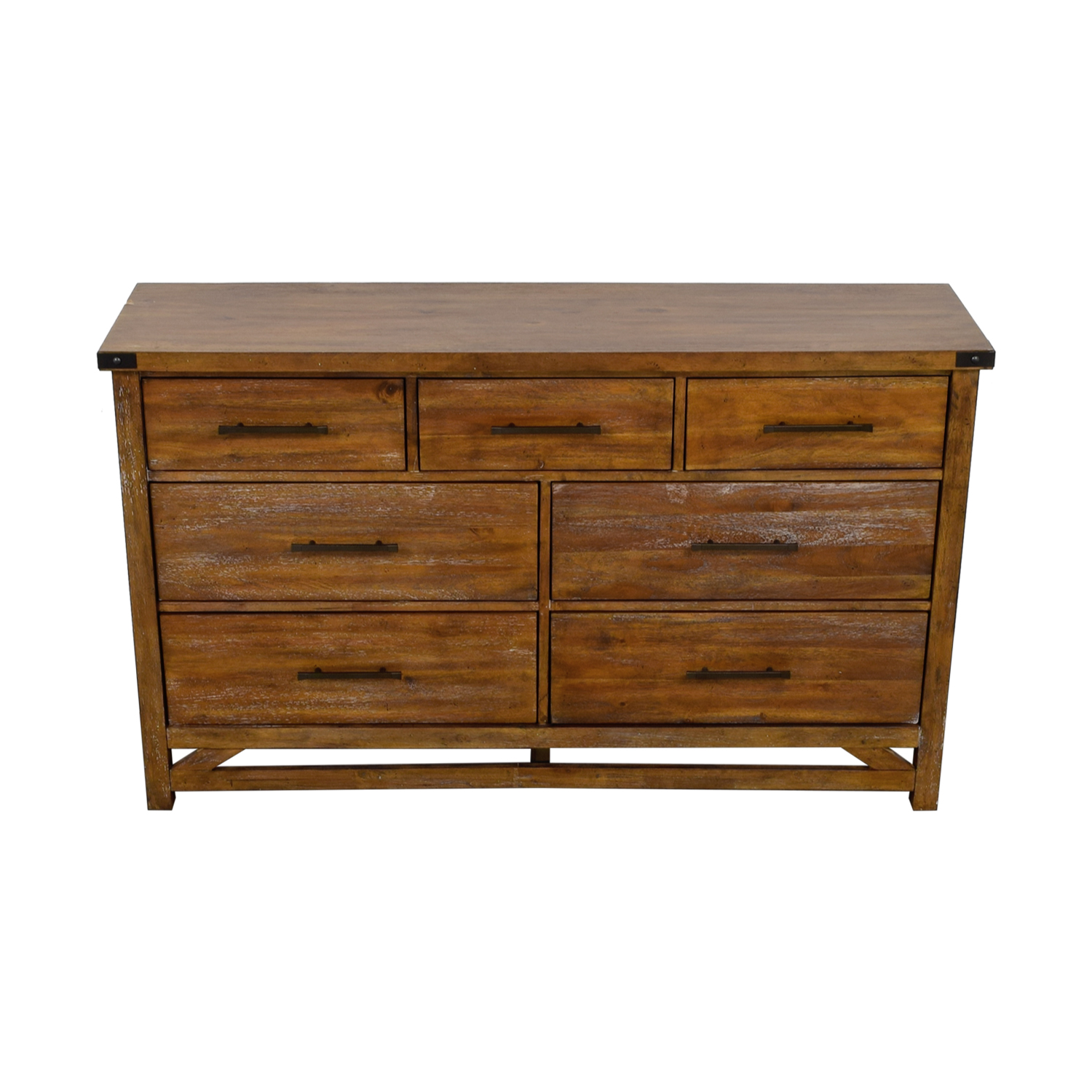 buy Coaster Bridgeport Seven-Drawer Wood Dresser Coaster Storage