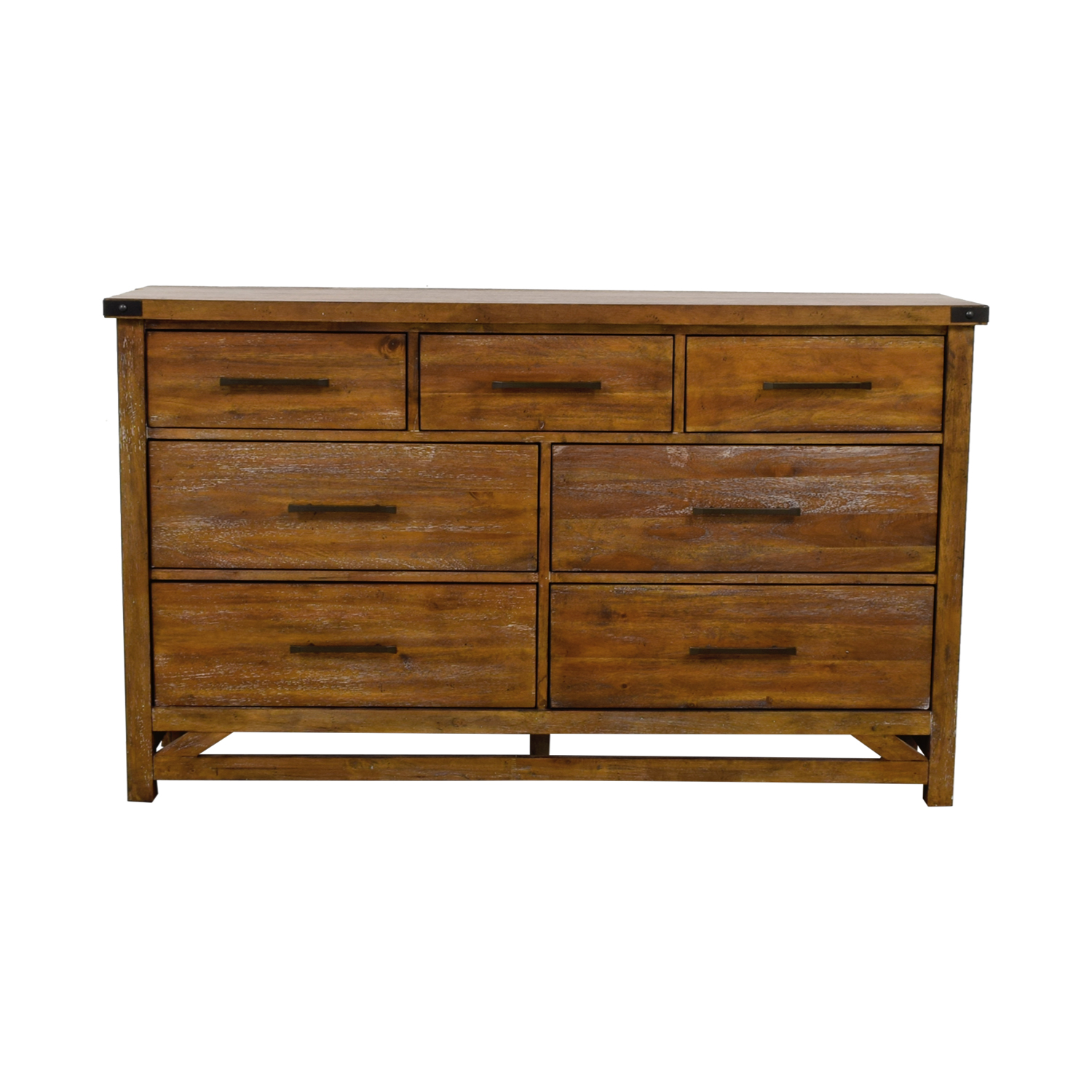 Coaster Coaster Bridgeport Seven-Drawer Wood Dresser nyc